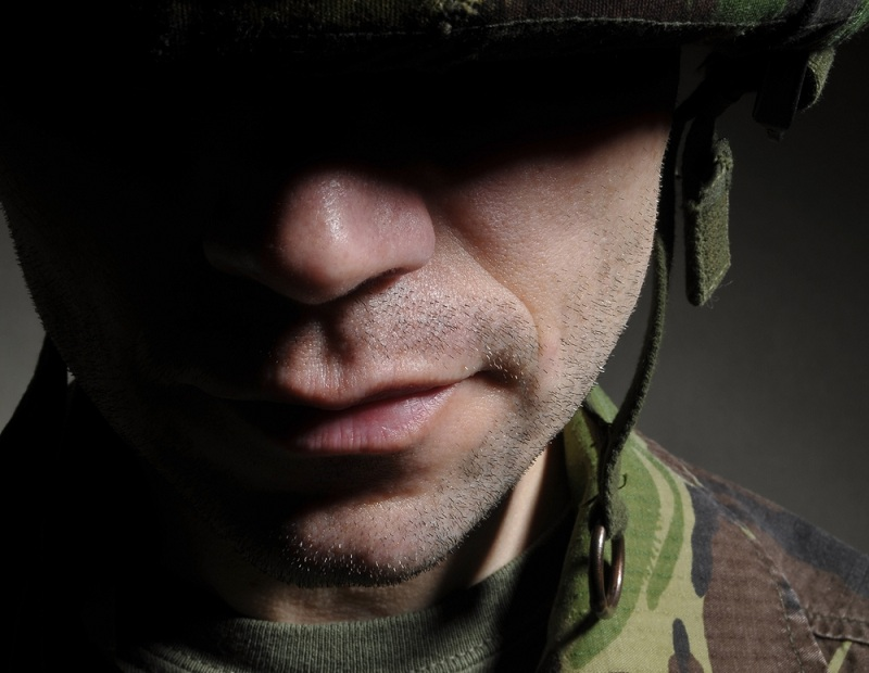 According to the Department of Veterans' Affairs, around five-to-20 per cent of veterans will experience PTSD at some point after they have completed their service.